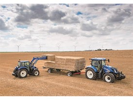 New Holland T5 115 Tier 4A