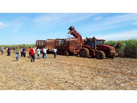 The Case IH Sugar Camp which took place in Brazil for Middle Eastern and African Customers