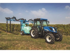 UK launch of T4 FNV specialist tractors