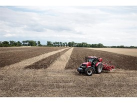 Case IH Puma Tractor conducting a headland turn when using AFS technology