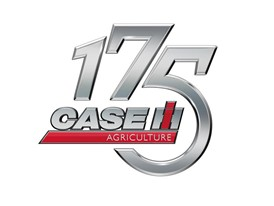 Case IH 175th Anniversary Logo