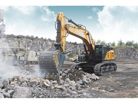 CASE Construction Equipment will officially launch its new CX750D