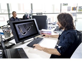 Each individual componet was specifically designed to respond to the advanced design brief