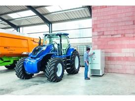 New Holland Agriculture представляет концепттрактора