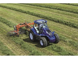 The outstanding cab visibility assists with all in field tasks
