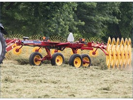 New Holland Agriculture Bolsters ProCart Wheel Rake Offering with ProCart Plus