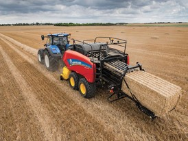 New Holland BigBaler Series Large Square Balers