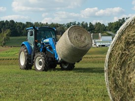 New Holland Agriculture Debuts T5 Dual Command™ Tractors