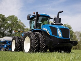 New Holland Introduces T9 Auto Command™: the Industry Exclusive 4WD CVT with the Largest Horsepower Offering on the Market