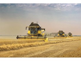 New Holland launches its new CX6 Combine range