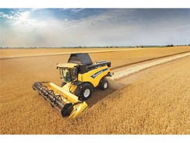 New Holland launches new CX6 Series combines