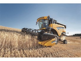 New Holland CX5 90 Hillside