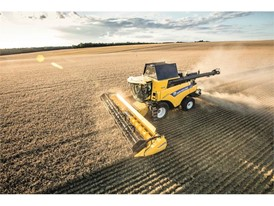 The CR10.90, the world's most powerful combine has raised the bar again on performance with a 50hp power upgrade