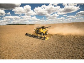 New Holland CR Revelation combine