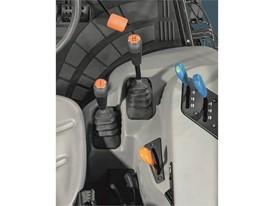 T4S in-cab control panel