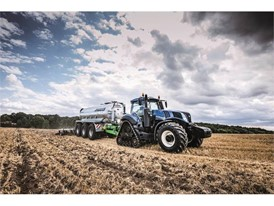 The latest high horsepower tractors from New Holland will be demonstrated at Tillage-Live