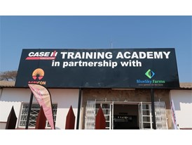 New initiative to help Zimbabwe's farmers / run by Case IH in partnership with Agricon and BlueSky