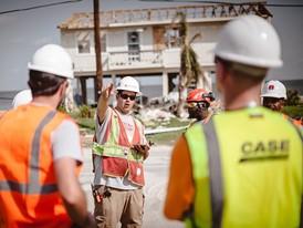 CASE and Team Rubicon Hurricane Harvey Response