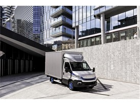 IVECO's new Daily Blue Power