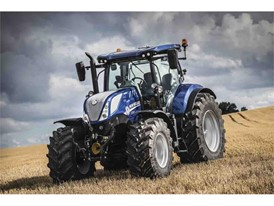 New Holland T7 225 BluePower Autocommand Tier4B