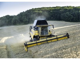 New Holland CR8 Everest Combine