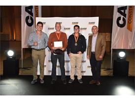 """""""WILD WHEELS"""" winners - 1)Tommy Brus Pedersen, 2)Elias Julian Raduta, 3)Ludovoc Fronteau"""