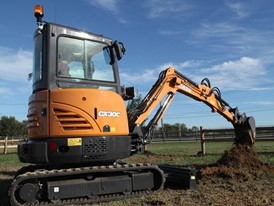 CASE Boosts C Series Line with All-New CX30C Mini Excavator