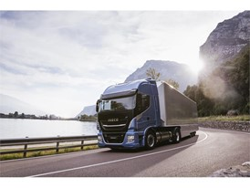 IVECO to deliver a further 250 natural gas trucks to Jacky Perrenot  Group