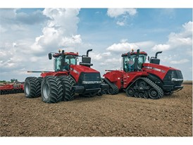Case IH Steiger Quadtrac 620 Tractor Sets New Performance Records for Maximum Pull and Fuel-efficient Horsepower in Nebraska Test Results