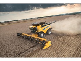 The Optispread Plus™ residue management system for CR combines are one of this year's winners.