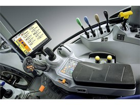 The Dynamic Command™ is a 24 x 24 Semi-Powershift transmission using dual clutch technology