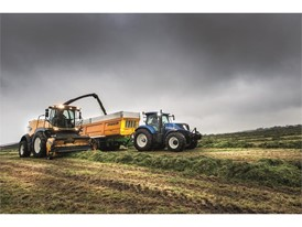 EVO NIR is a flexible technology that New Holland has already launched on the FR Forage Cruiser