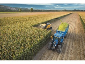 New Holland's FR920 Forage Cruiser