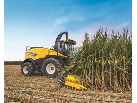 New Holland's new Forage Cruiser the FR 920 model