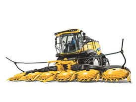 New Holland extends forage harvester range with new flagship FR920 Forage Cruiser