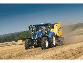 New ISOBUS capability for T6 Tractors
