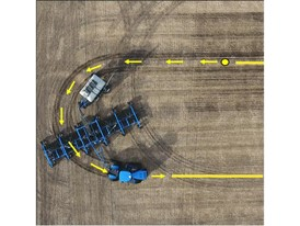 New Holland's IntelliTurn Technology