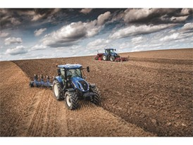 New Holland T6 175 Dynamic Command Tier 4B