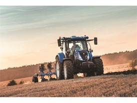 New Holland T6.175 Dynamic CommandTM Tractor Wins Machine of the Year 2018