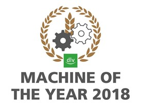 Machine of the Year 2018 Logo