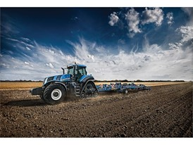 New Holland T8 SmartTrax (half-trax) EFNW