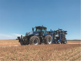 New Holland T8 NH Drive Concept