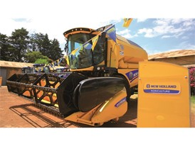 TC5.80 combine harvester