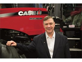 Jim Walker, Case IH vice president, NAFTA