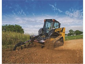 New Holland Construction 200 Series C227 compact track loader
