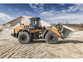 CASE G-Series Wheel Loader wins GOOD DESIGN® Award
