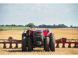 The Case IH autonomous concept tractor