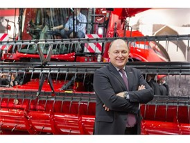 Case IH Brand President, Andreas Klauser, says the brand has remained true to its core values for 175 years