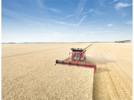 The Case IH Axial-Flow 140 Series combine