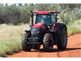 Case IH Optum tractor